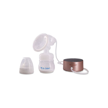 Breast Pump Electric Pink