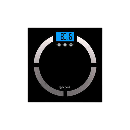 Body Fat Analyzer Black