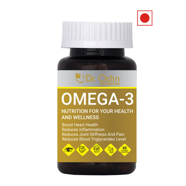 Omega3 - 60 Count