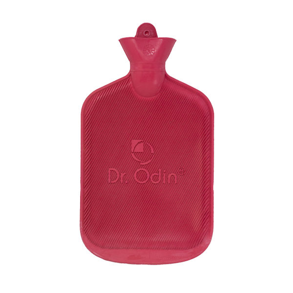 Hot Water Bottle Pink Color