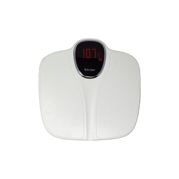 Electric Weighing Scale White