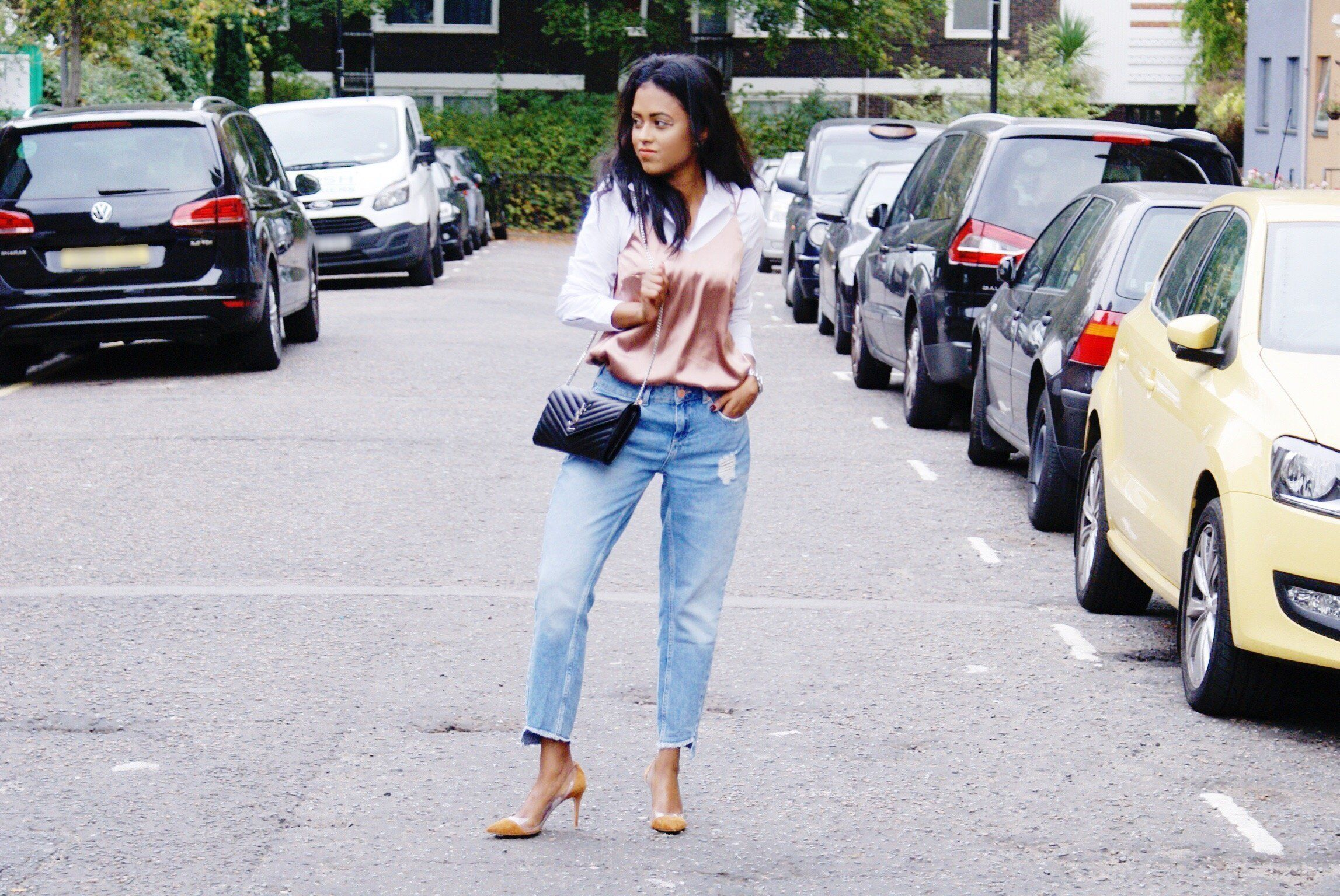 Trend Talk - How to Style the Silk Slip - Sachini