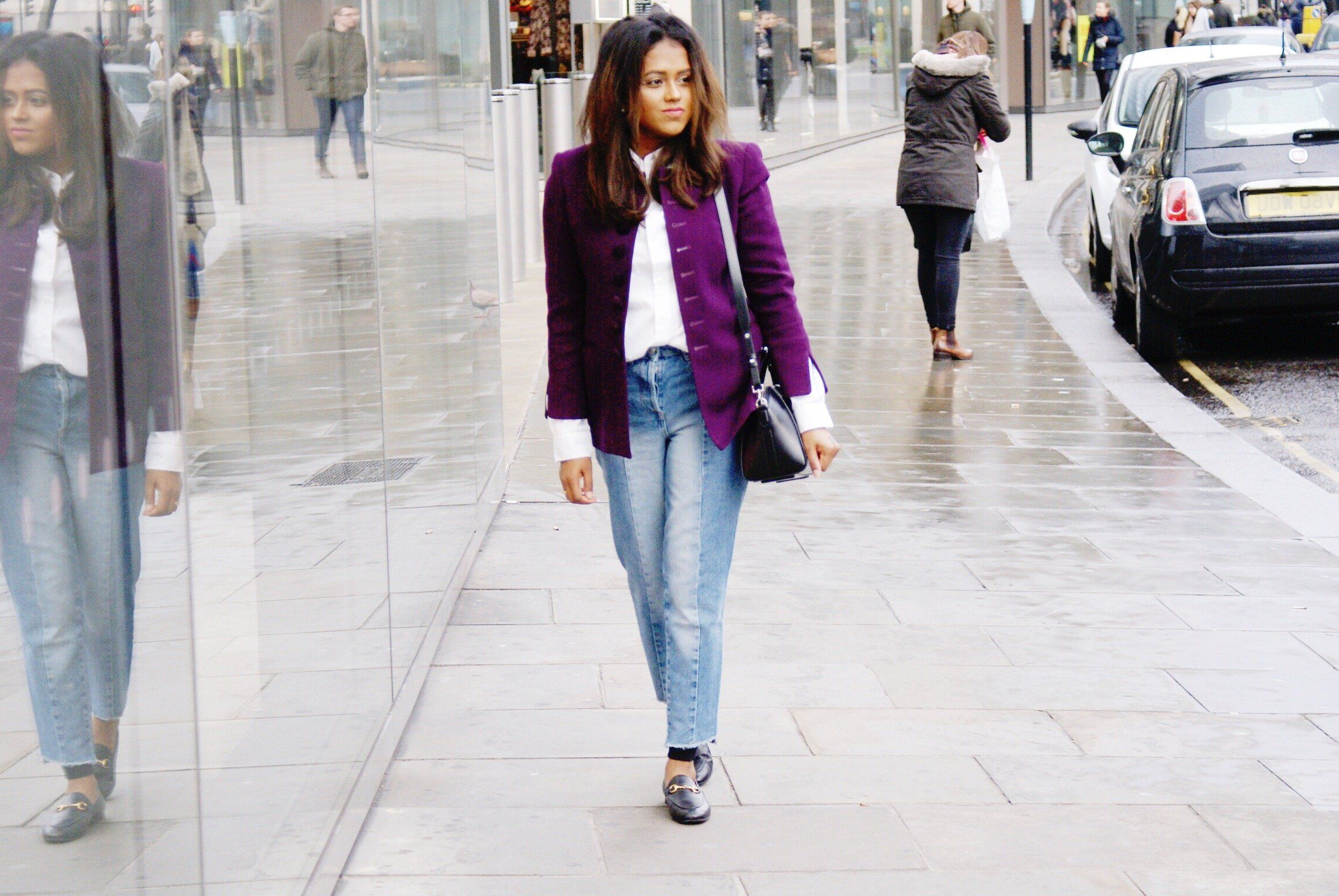 How to Style a Vintage Jacket - Sachini London