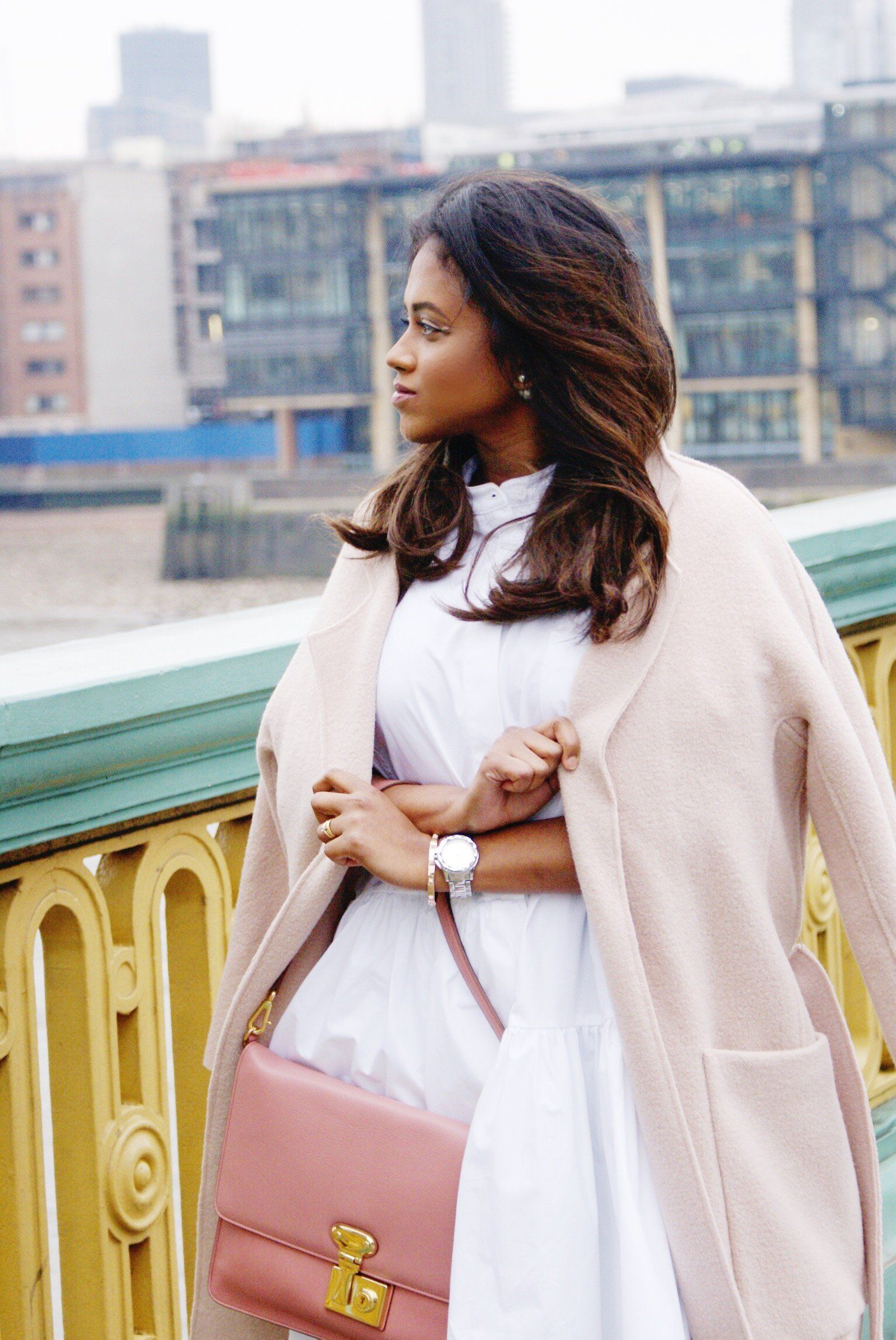 how to style pastel colors - sachini london