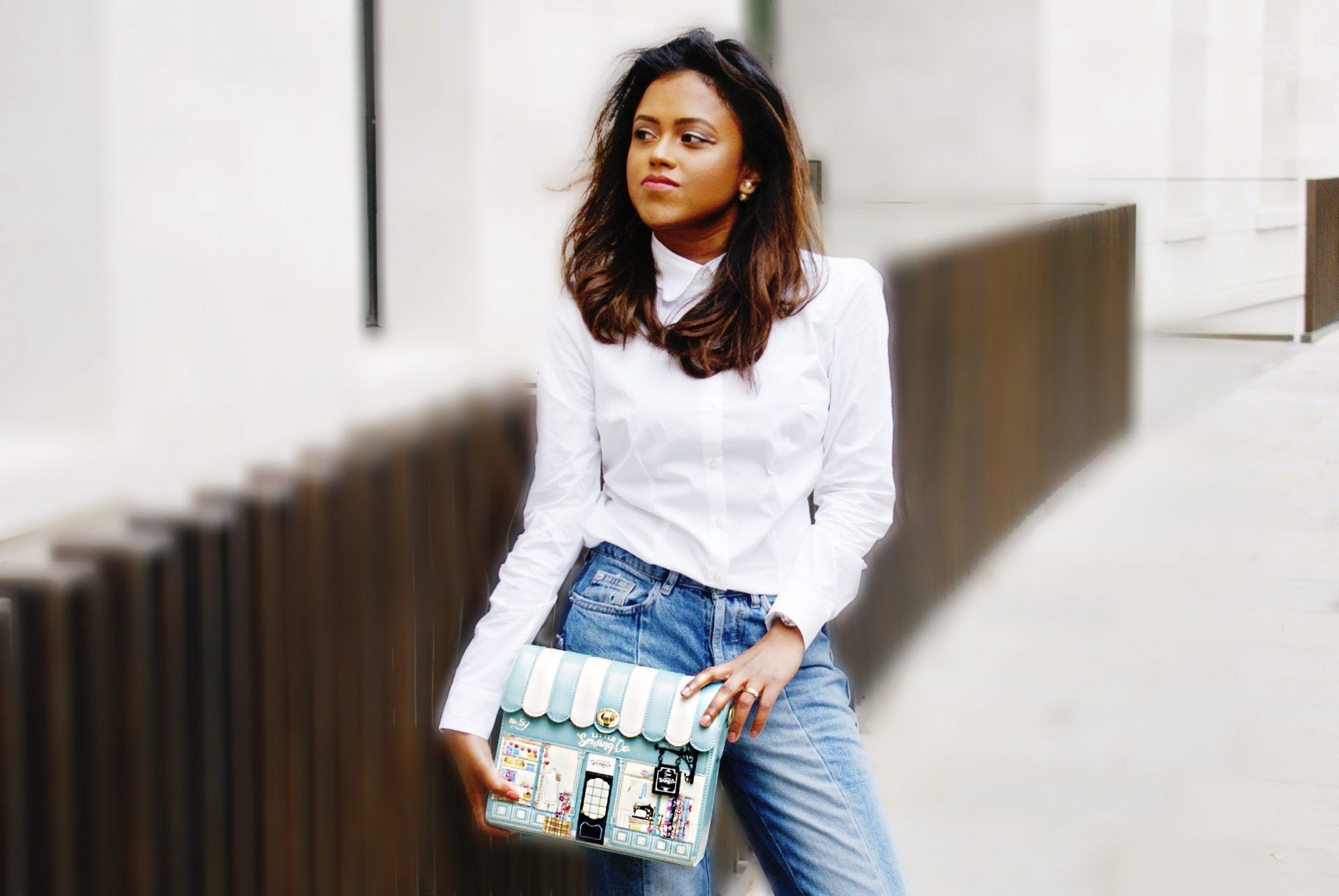 How to Style a Statement Bag - Sachini London