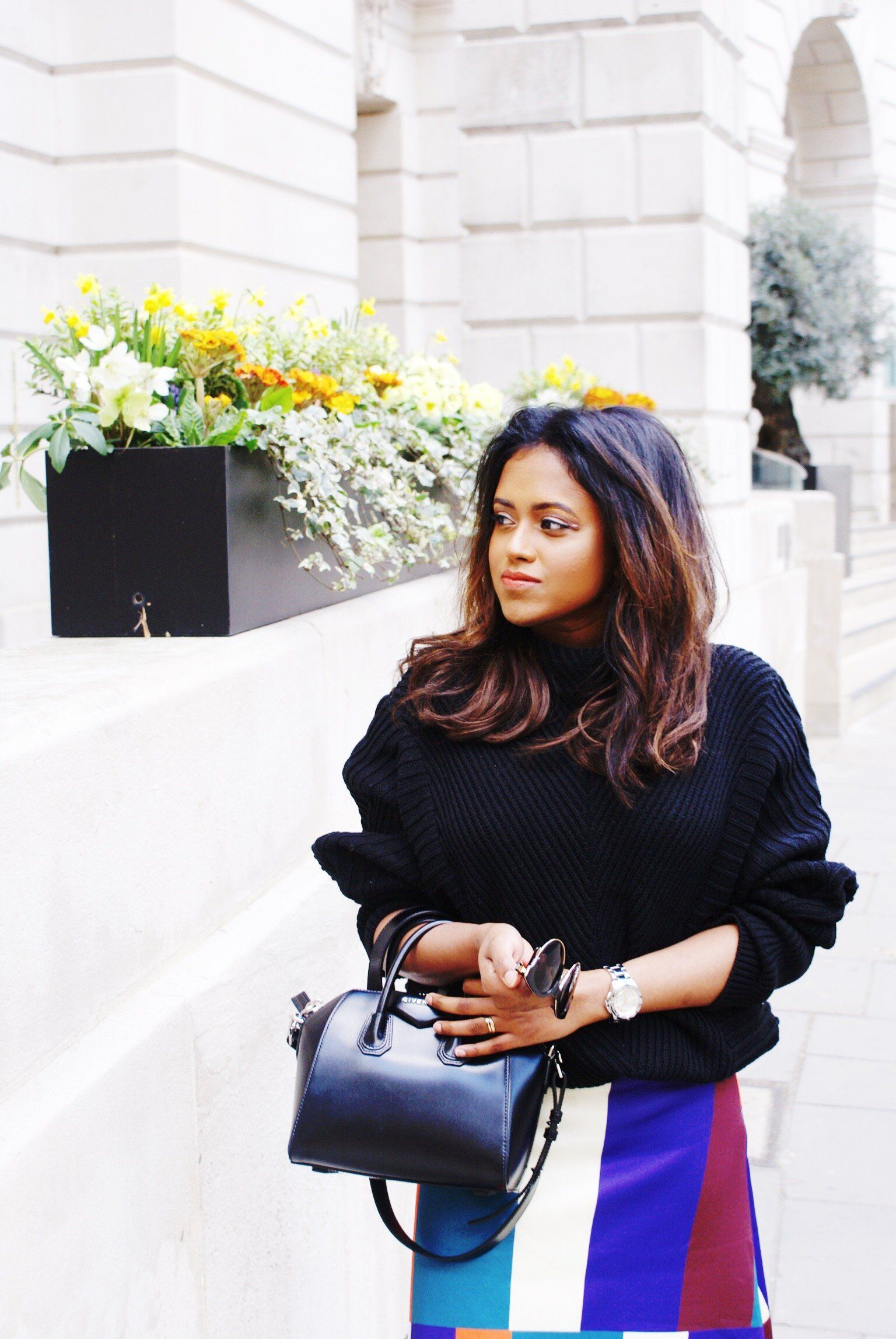 How to do Color Blocking this Spring | Sachini