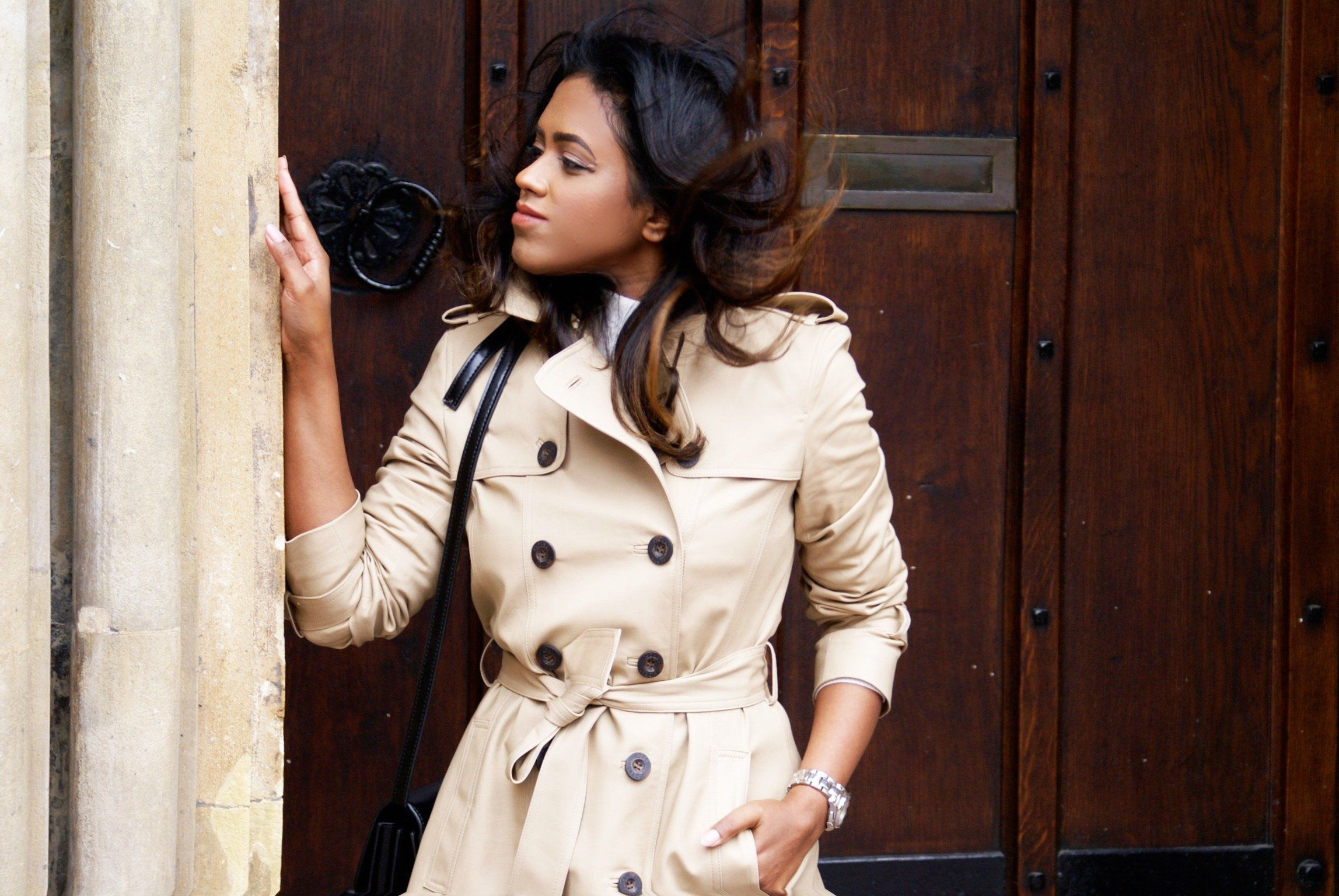 A WOMAN'S BEST FRIEND - THE TRENCH COAT | Sachini