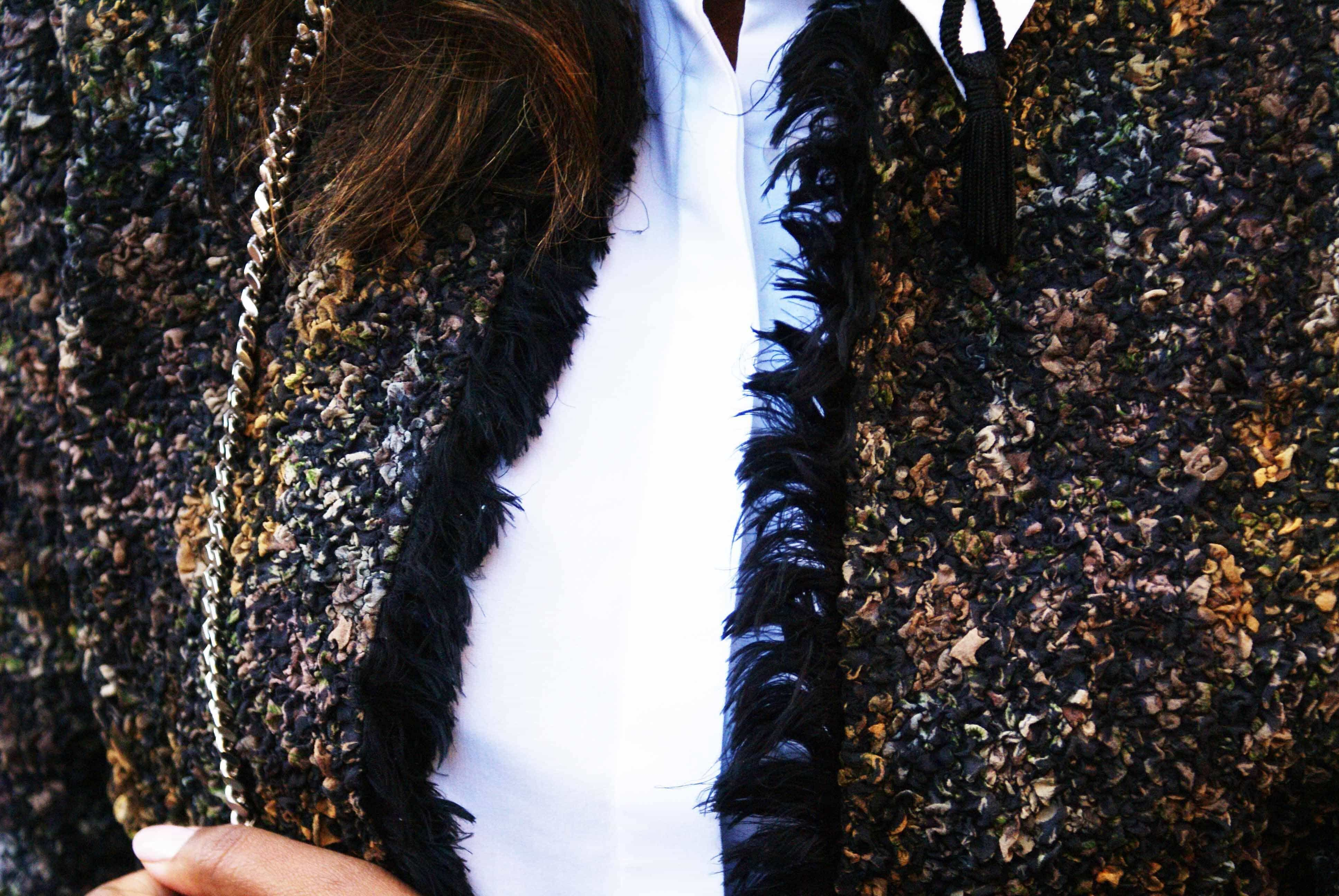 Finding Your Statement jacket
