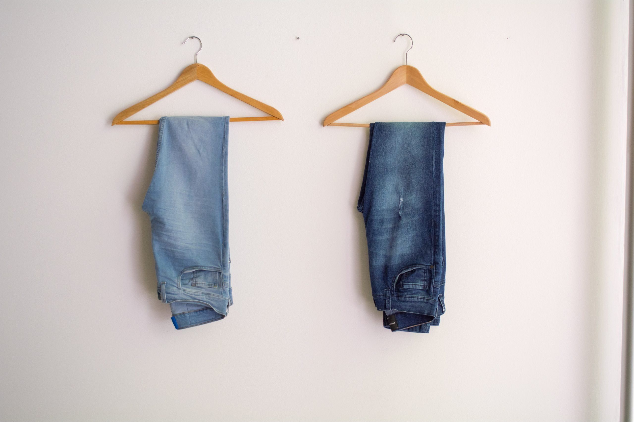 two-hanged-blue-stonewash-and-blue-jeans-1082528