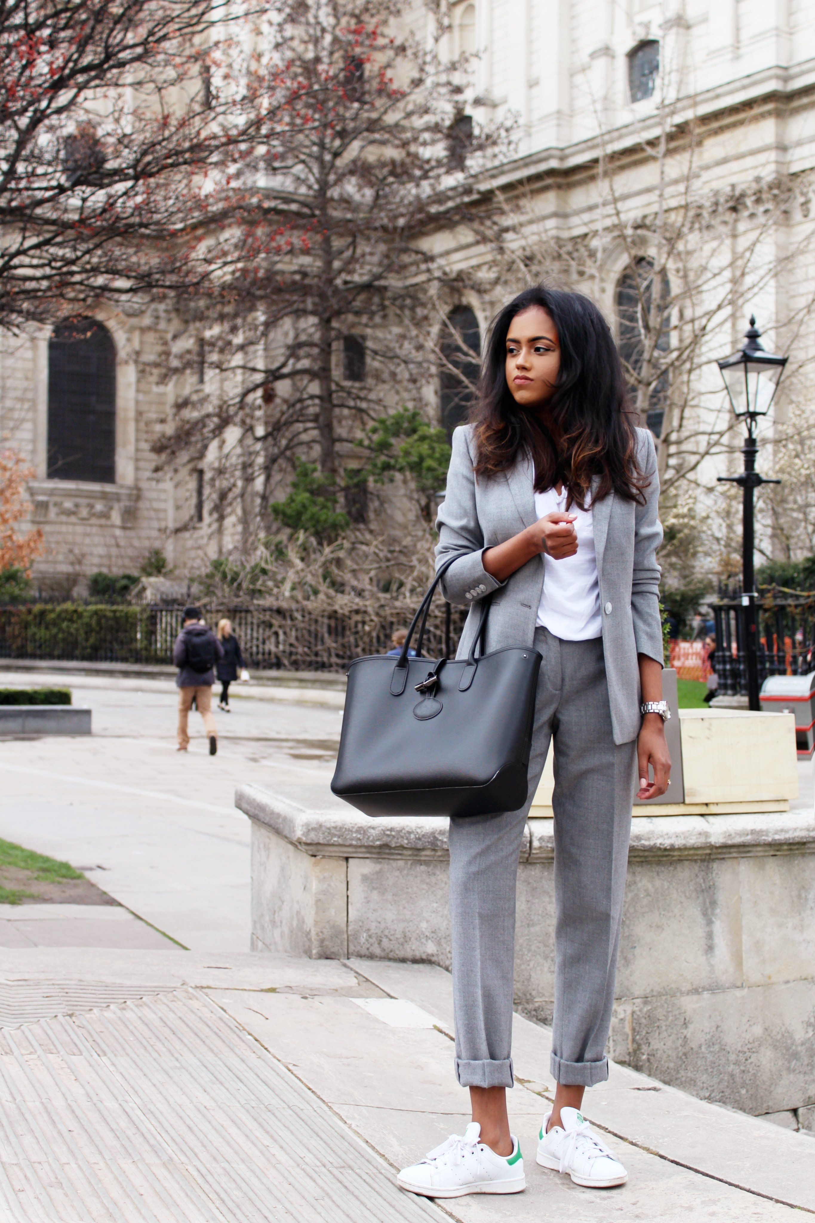 The Power suit of Spring Summer 18 | Sachini