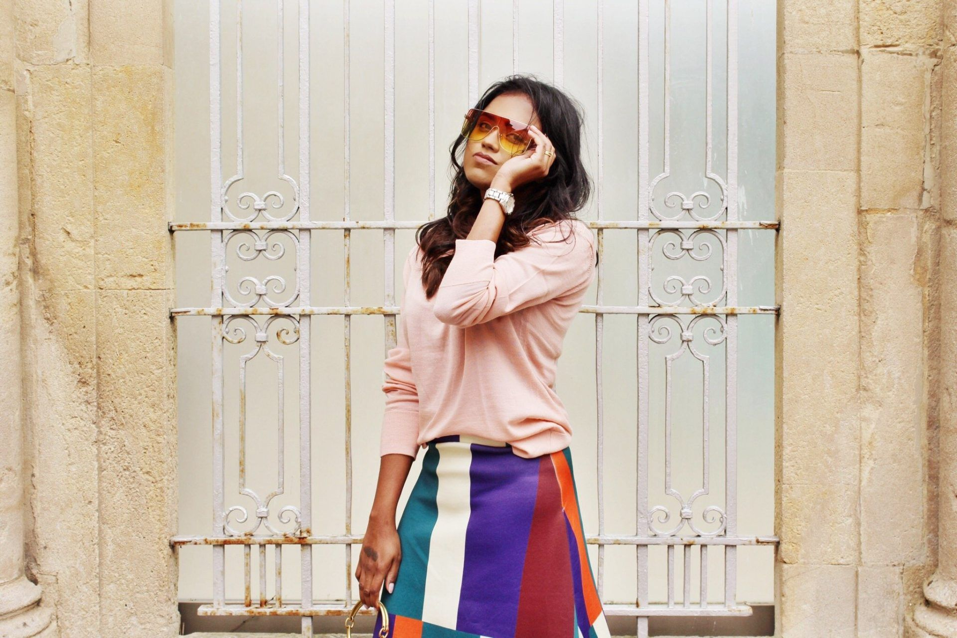 HOW TO COLOUR BLOCK THIS SUMMER | Sachini