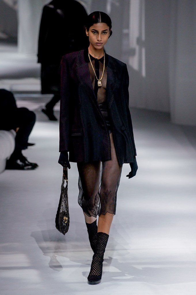 Milan Fashion Week Spring Summer 21 Roundup - Sachini - Fendi