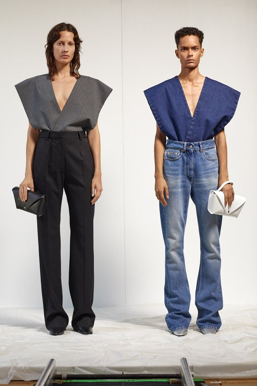 Milan Fashion Week Spring Summer 21 Roundup - Sachini - mm6-maison-margiela-ss21