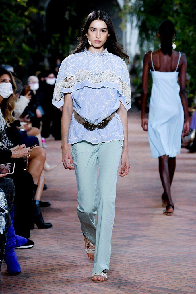 Milan Fashion Week Spring Summer 21 Roundup Roundup - Sachini - Alberta Ferretti