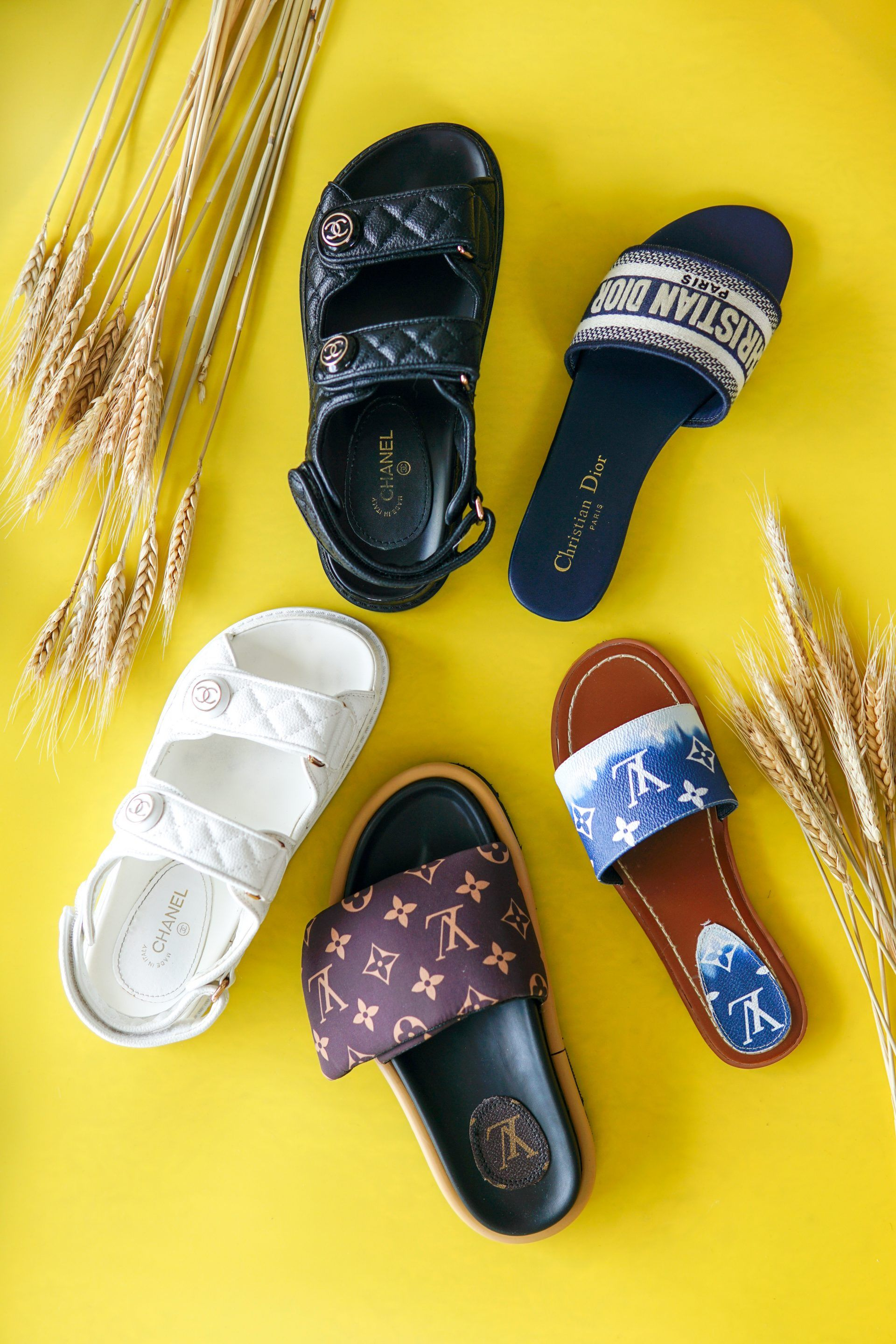 The most stylish summer sandals to wear this season Sachini 1 1