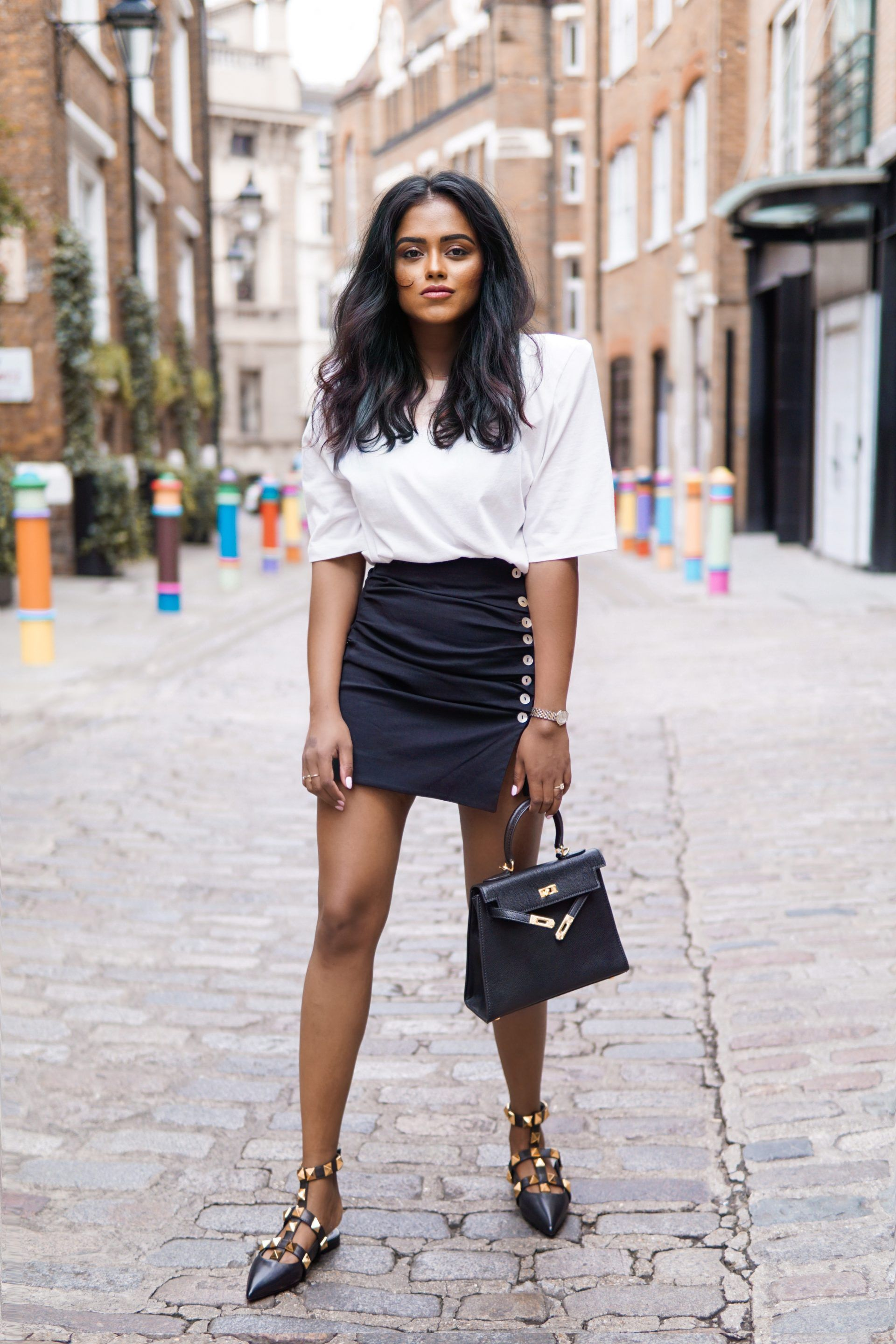 How to build a back to work closet - Sachini