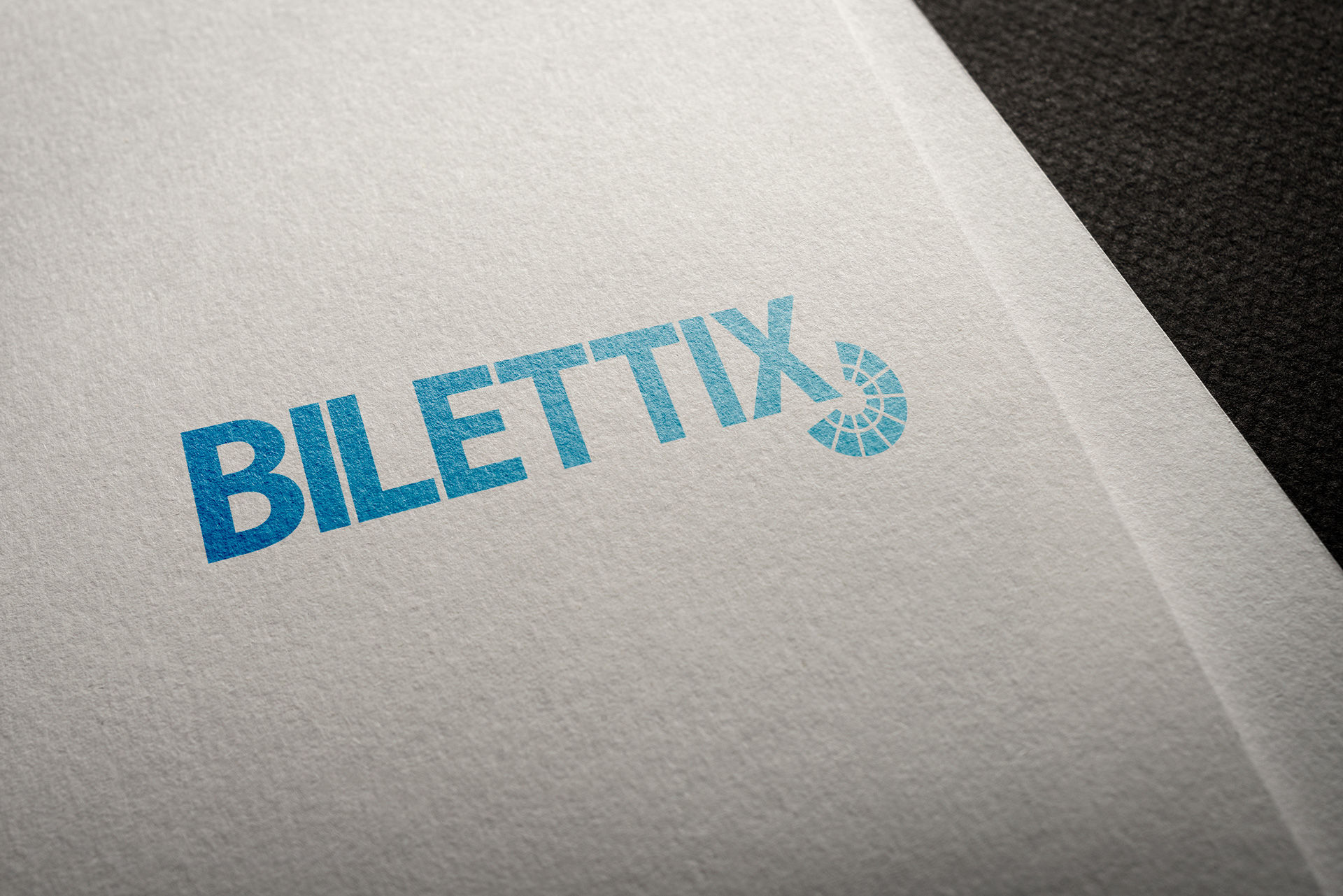 bilettix Logodesign
