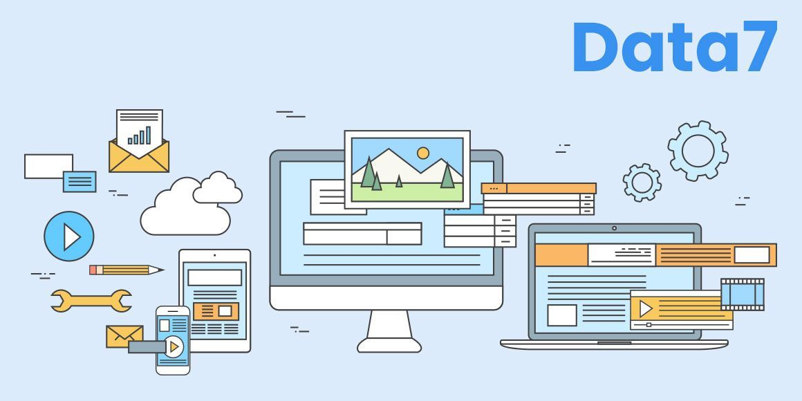 Data7: The headless CMS crafted for all projects