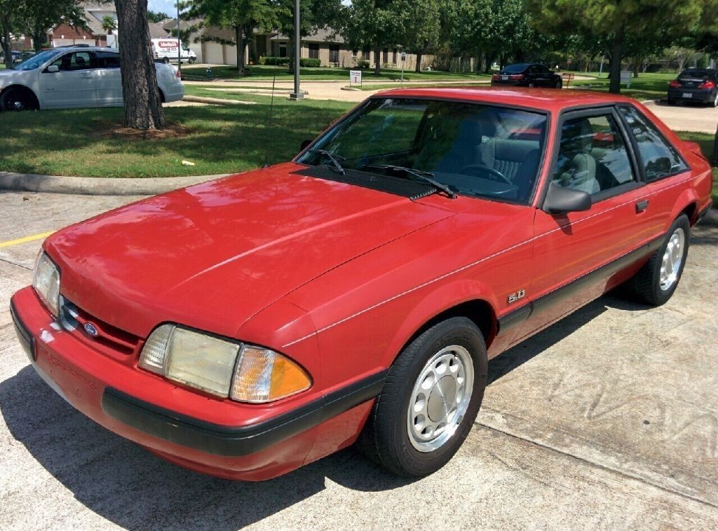 1989 Ford Mustang LX 5.0 V8