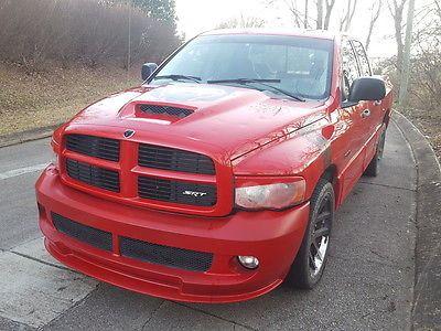 2005 Dodge Ram 1500 SRT10 Viper V10 Salvage