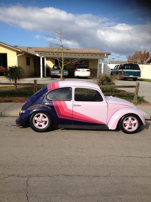 1967 Volkswagen Beetle – Classic Beetle