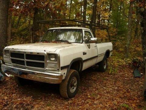 1992 Dodge Ram 2500 – runs great for sale