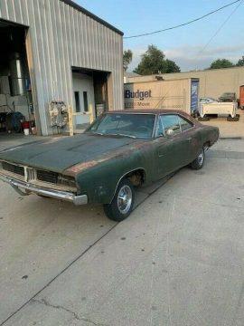 1969 Dodge Charger RT/SE [Project Restoration] for sale