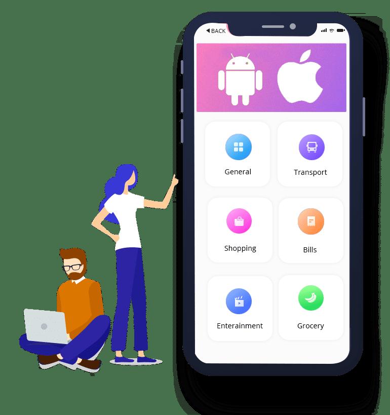mobile app company in saharsa