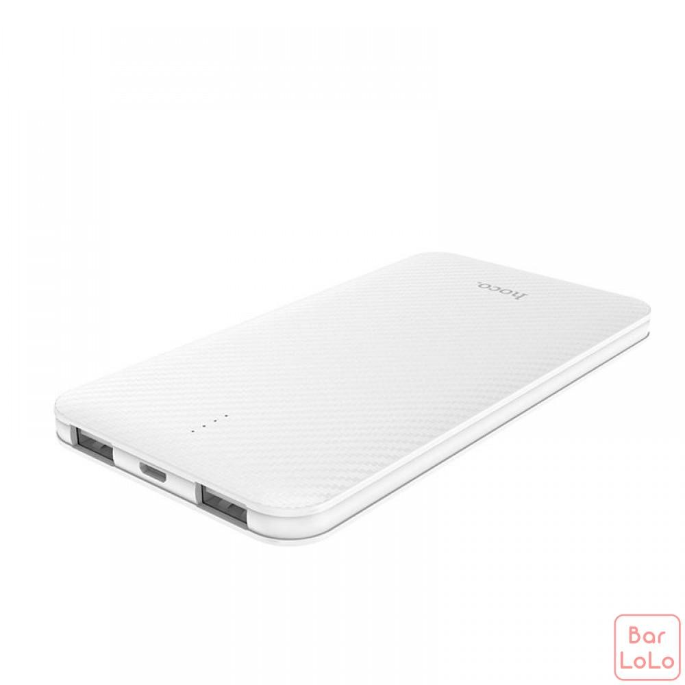Hoco B37 Persistent mobile power bank(5000mAh)-76081-White