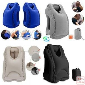 Portable Inflatable Pillow (Code -GL002)-54529
