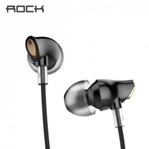 Rock Zircon Earphone(Black)-30186
