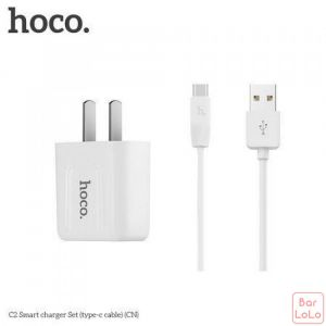 Hoco Type-C Charger Set ( C2 )-51196