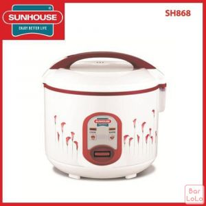 SUNHOUSE RICE COOKER (SH - 868)-57275