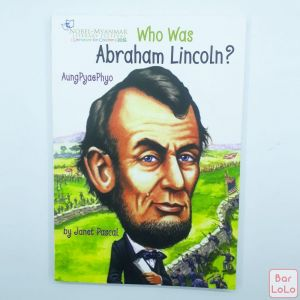 Who Was Abraham Lincoln?-58413