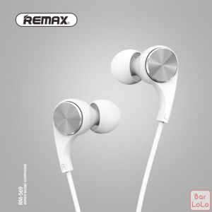 REMAX  Wired Earphone ( RM-569 )-62798