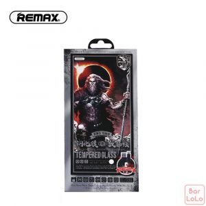 REMAX ZEUS SERIES Tempered Glass& Cable Set iphone XR,XS (GL-36)-73107