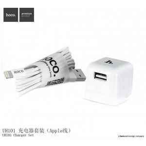 Hoco Iphone Charger Set ( UH101 )-51201