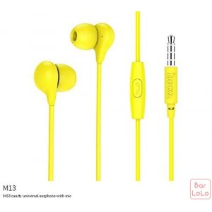 ့Hoco Earphone ( M13 )-51705