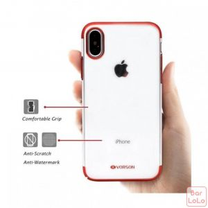 Vorson VC-054 Transparent PC Case For iPhone X-58046