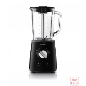 PHILIPS Glass Jar Blender(HR 2095/90)-60493