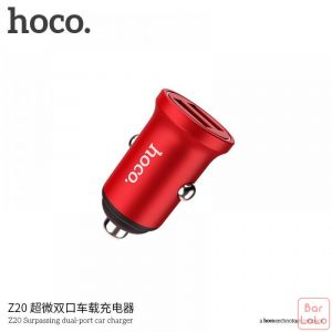 Hoco Car Charger ( Z20 )-51002