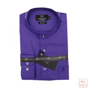 Stick Collor Shirt Long Sleeves (Exclusive)  (MT004M81)-62649