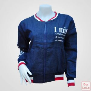 Women Jean Jacket ( Jean Colour )-42354