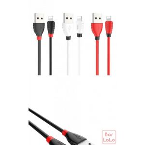 Hoco X27 Excellent charge charging data cable for lightning-50487