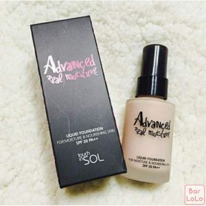 Touch In Sol Advanced Real Moisture Foundation-56074