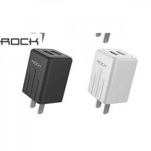 ROCK T2 Plus(2 USB) Charger-30227
