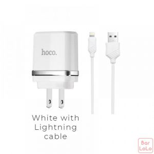 Hoco Iphone Charger Set ( C11A )-51173