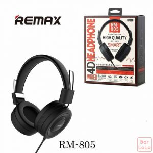 REMAX Wired Headphone ( RM-805 )-62791