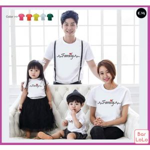Care For You Family T Shirt (For Women )-47725