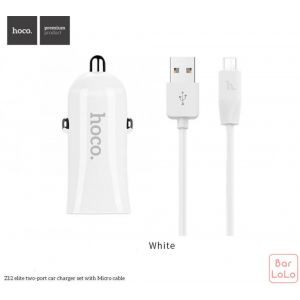 Hoco Android Car Charger ( Z12 )-51023